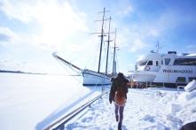 Boat & She